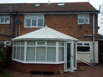 BEFORE, DURING AND AFTER EXTENSION IN HUNTINGTON, NORTH YORKSHIRE