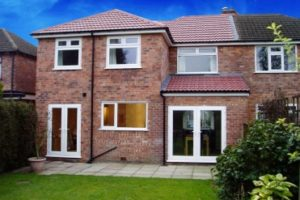 CK ARCHITECTURAL YORK - Double Storey extensions