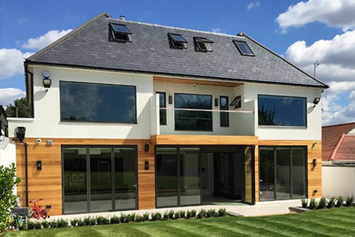 CK Architectural York - New Build