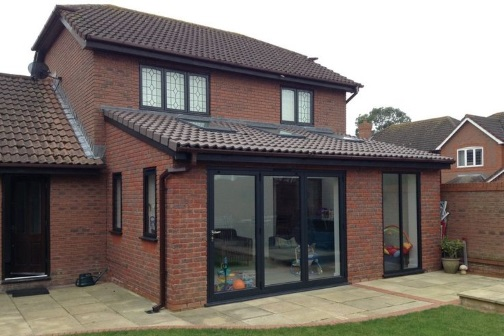 single storey extension design, planning and building regulations in York