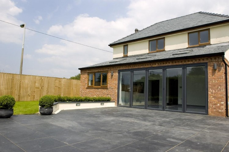 Single storey extension design, planning and building regs in York