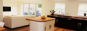 Kitchen extension design, planning, regulations in York
