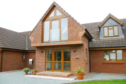 Double storey extension design, planning and building regs in York