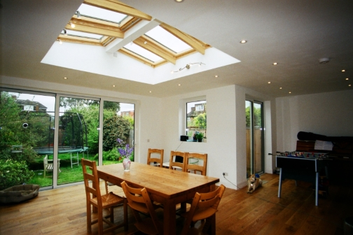 single extension drawings in york