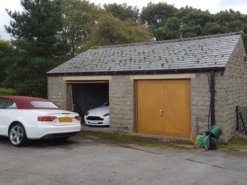 Garage conversion York